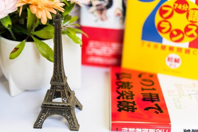 【DELF B1レベル到達】フランス留学前にやってよかった参考書5選