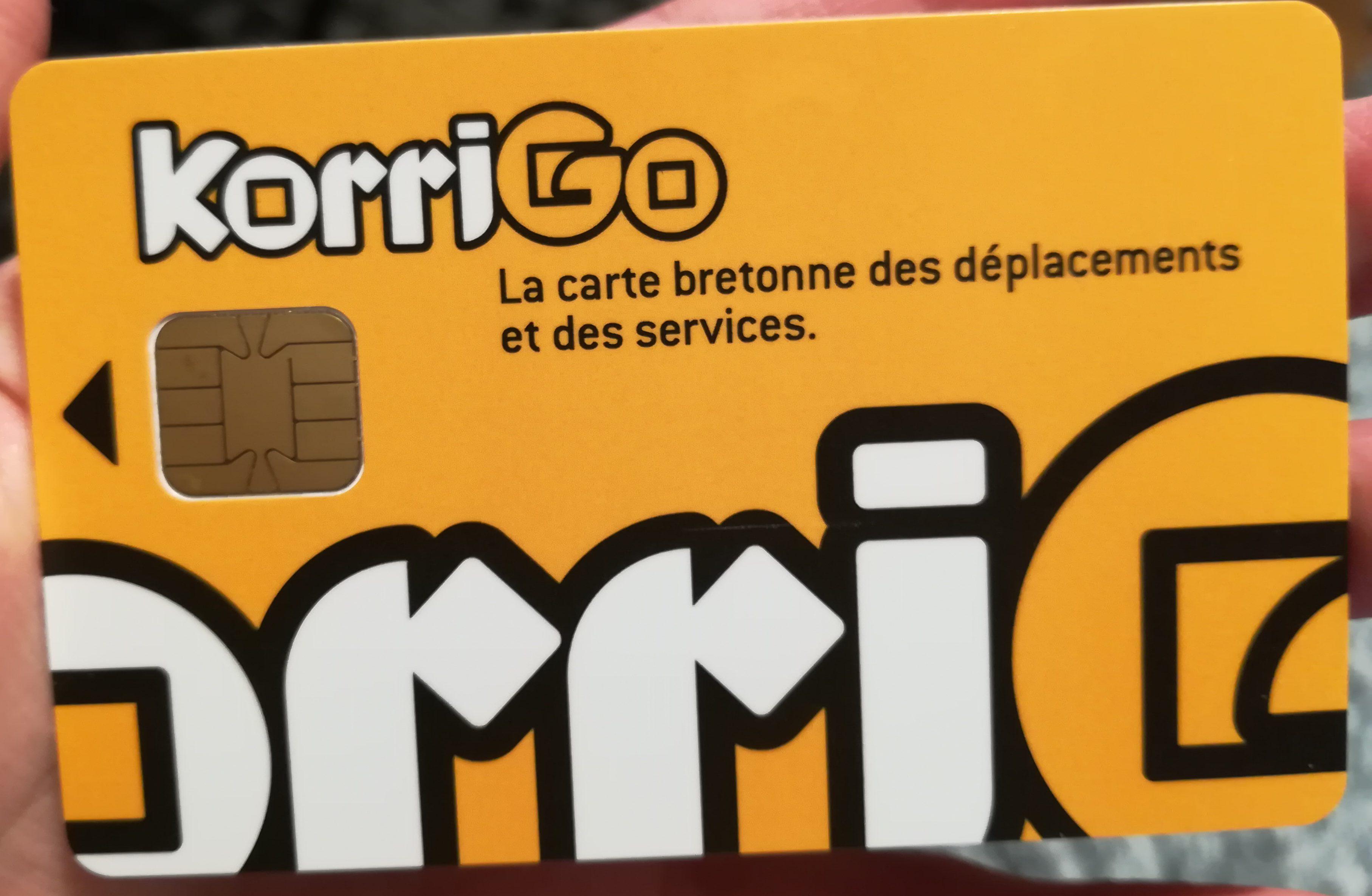 ブルターニュ地方でのメトロ・バス定期券の買い方と料金一覧