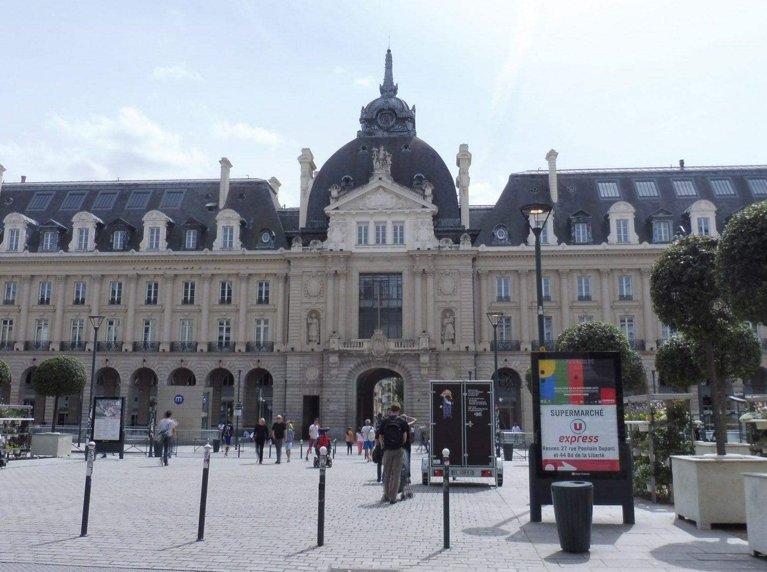 【フランス現地】レンヌでDELF B2試験の申し込みをした話